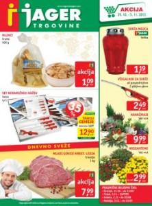 Trgovine Jager katalog - Akcijska ponudba
