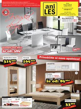 Aniles katalog - Jesen