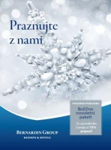 Bernardin Group katalog - Praznična ponudba