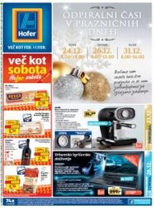 Hofer katalog - Tedenska akcijska ponudba