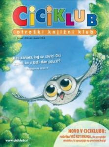 Mladinska knjiga katalog - Novo v Ciciklubu