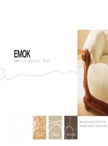 Emok katalog - Program oblazinjenega pohištva