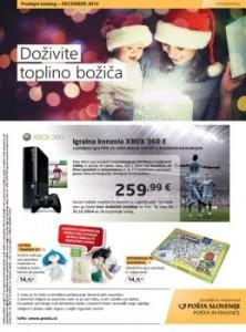 Veljavnost kataloga: 01.12.2014 do 31.12.2014 oz. do razprodaje zalog