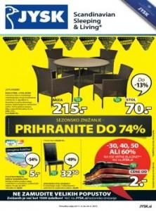 Veljavnost kataloga: 11.06.2015 do 24.06.2015 oz. do razprodaje zalog