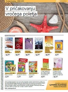 Veljavnost kataloga: 01.06.2015 do 30.06.2015 oz. do razprodaje zalog