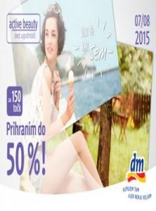 Veljavnost kataloga: 01.07.2015 do 31.08.2015 oz. do razprodaje zalog