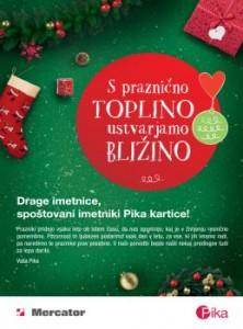 Veljavnost kataloga: 01.12.2015 do 31.12.2015 oz. do razprodaje zalog.