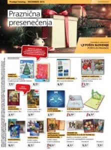 Veljavnost kataloga: 10.12.2015 do 31.12.2015 oz. do razprodaje zalog.