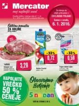 Veljavnost kataloga: 07.01.2016 do 13.01.2016 oz. do razprodaje zalog.