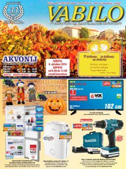 Akvonij katalog - Aktualna ponudba