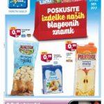 Eurospin katalog - Poskusite izdelke naših blagovnih znamk
