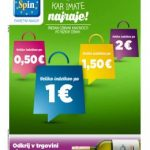 Eurospin katalog - tedenski popusti