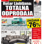 Rutar katalog - Odprodaja v Ljubljani!!