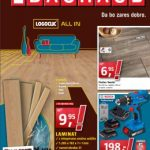 Bauhaus katalog - Novo v ponudbi