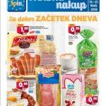 Eurospin katalog - Dober začetek dneva