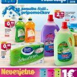 Eurospin katalog - Ponudba čistil in pripomočkov