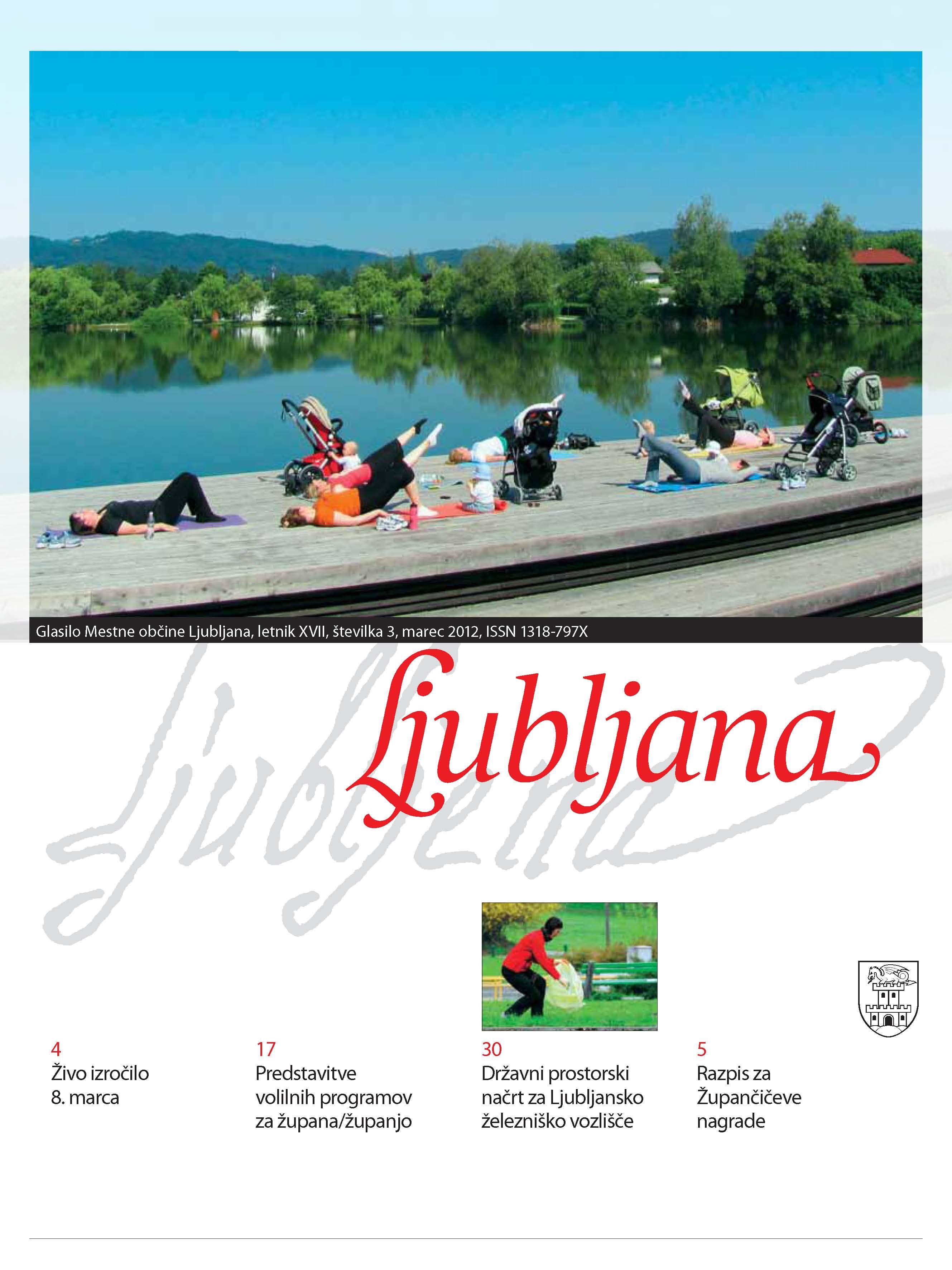 MOL - Glasilo Ljubljana, št. 3