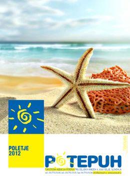 Potepuh katalog - poletje 2012