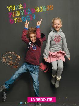 La Redoute katalog - otroška oblačila Jesen 2012