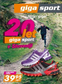 Gigasport katalog - Aktualna akcijska ponudba