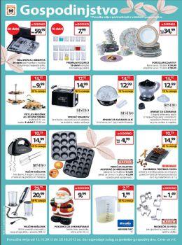 Müller katalog - Ponudba izdelkov za dom