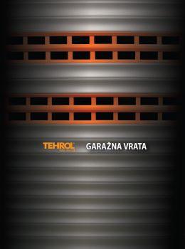 Tehrol katalog - Ponudba garažnih vrat