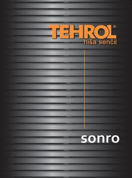 Tehrol katalog - Senčila Sonro