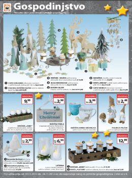 Müller katalog - Božično okrasje
