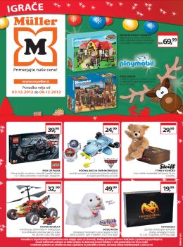 Müller katalog - Aktualna ponudba igrač