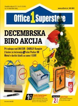 Office 1 katalog - Praznična ponudba