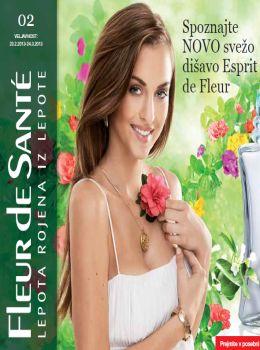 Fleur de Santé katalog - Aktualna mesečna ponudba