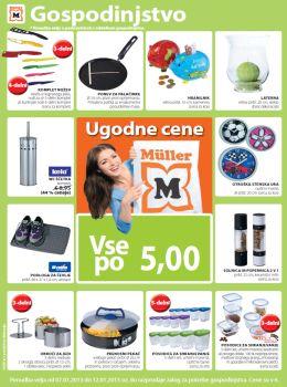 Müller katalog - Ugodne cene