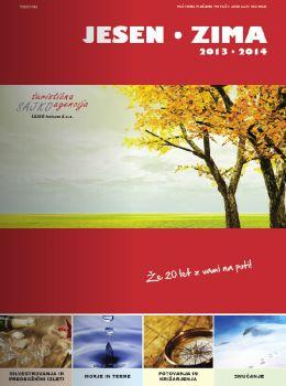 Sajko turistična agencija katalog - Jesen - zima