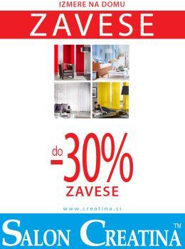 Salon Creatina katalog - Uredite si dom