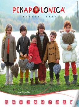 Pikapolonica katalog - Svet otrok