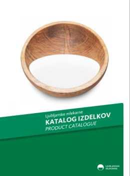 Ljubljanske mlekarne katalog - Izdelki