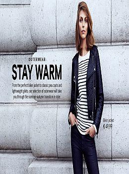 H&M katalog - Ženski plašči in jakne