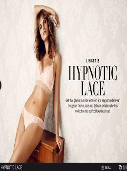 H&M katalog - spodnje perilo