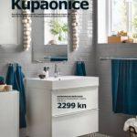 Ikea katalog - pohištvo za kopalnice