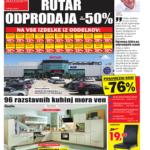 Rutar. katalog - Posamezni kosi do -76%